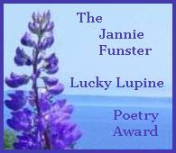 Jannie_Funster_Lucky_Lupine_Award
