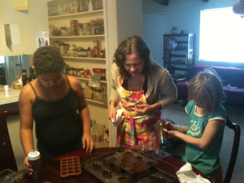 three_lovely_ladies_at_chocolate_molds